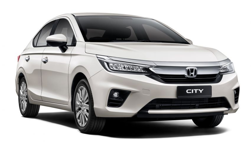 2020 Honda City – 5th-gen launched in Malaysia; 1.5L S, E and V; RS e:HEV Hybrid world debut, from RM74k Image #1192394