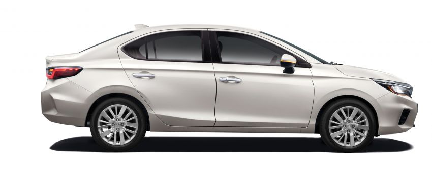 2020 Honda City – 5th-gen launched in Malaysia; 1.5L S, E and V; RS e:HEV Hybrid world debut, from RM74k Image #1192395