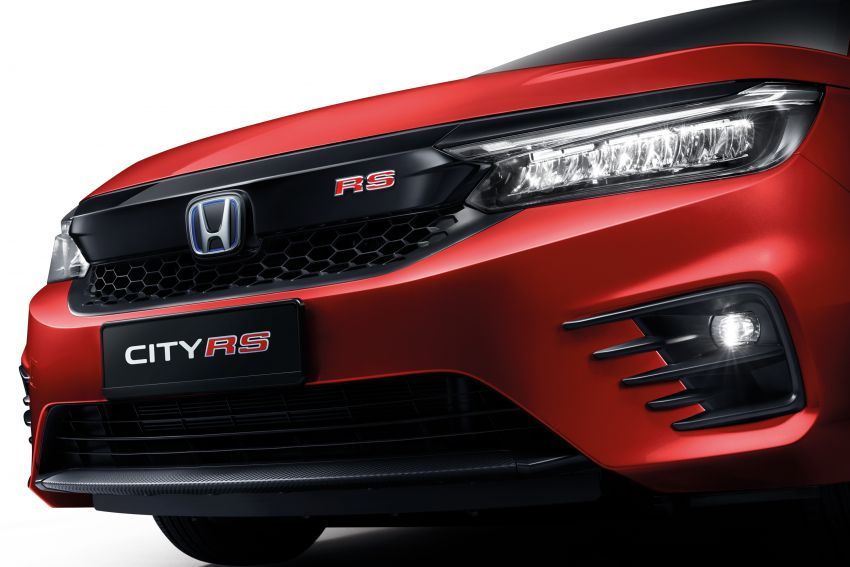 2020 Honda City – 5th-gen launched in Malaysia; 1.5L S, E and V; RS e:HEV Hybrid world debut, from RM74k Image #1192380