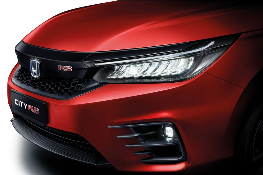 2020 Honda City – 5th-gen launched in Malaysia; 1.5L S, E and V; RS e:HEV Hybrid world debut, from RM74k Image #1192384