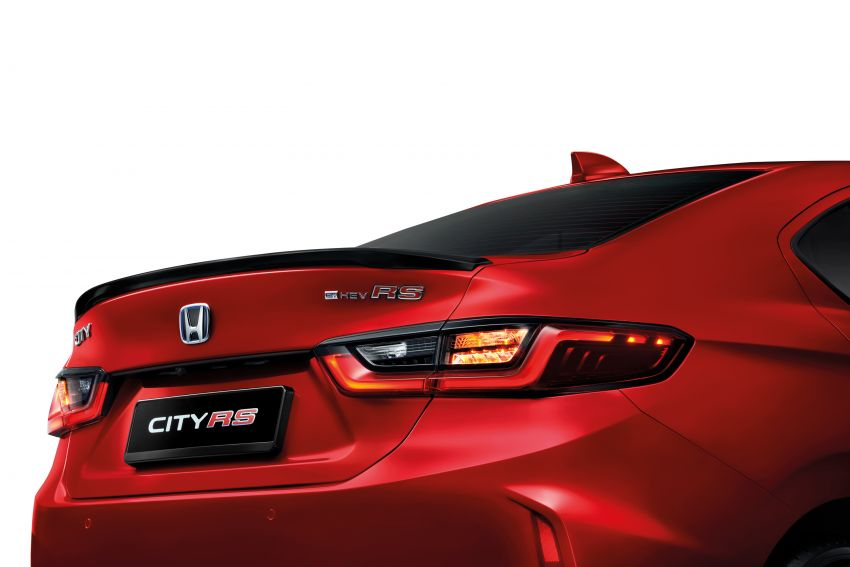 2020 Honda City – 5th-gen launched in Malaysia; 1.5L S, E and V; RS e:HEV Hybrid world debut, from RM74k Image #1192385