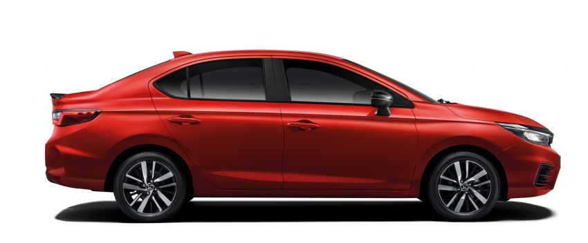 2020 Honda City – 5th-gen launched in Malaysia; 1.5L S, E and V; RS e:HEV Hybrid world debut, from RM74k Image #1192373