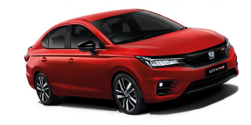 2020 Honda City – 5th-gen launched in Malaysia; 1.5L S, E and V; RS e:HEV Hybrid world debut, from RM74k Image #1192374