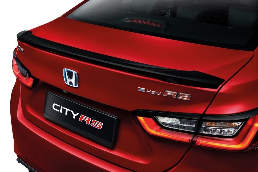 2020 Honda City – 5th-gen launched in Malaysia; 1.5L S, E and V; RS e:HEV Hybrid world debut, from RM74k Image #1192375