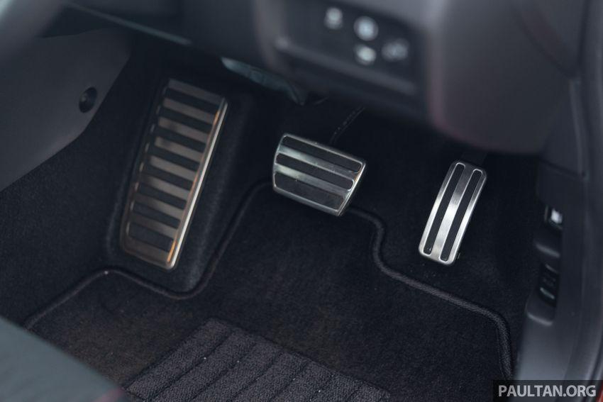 Honda City 2020 generasi kelima dilancarkan — empat varian, RS e:HEV, Honda Sensing; harga dari RM74k Image #1191281