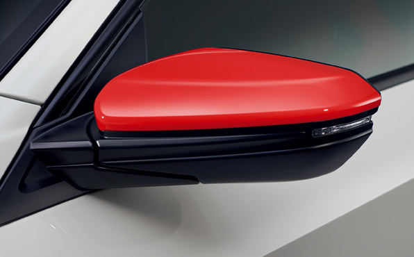 FK8 Civic Type R accessories by Honda Access Japan Image #1193113