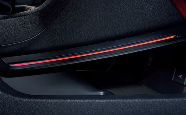 FK8 Civic Type R accessories by Honda Access Japan Image #1193124