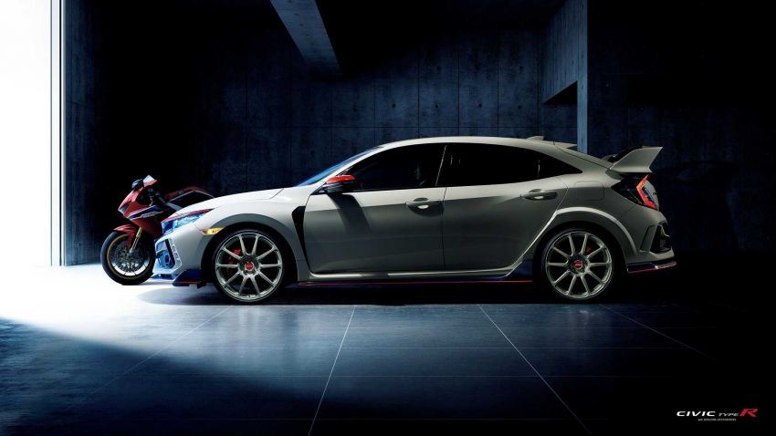 FK8 Civic Type R accessories by Honda Access Japan Image #1193104