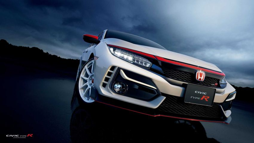 FK8 Civic Type R accessories by Honda Access Japan Image #1193105
