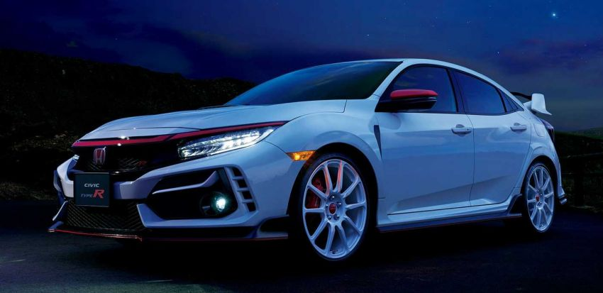 FK8 Civic Type R accessories by Honda Access Japan Image #1193106