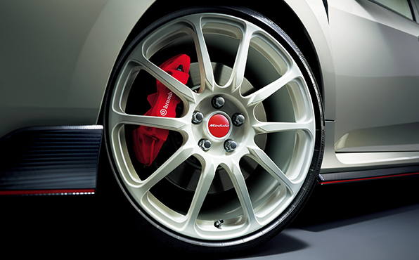 FK8 Civic Type R accessories by Honda Access Japan Image #1193108