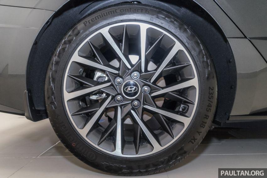 2020 Hyundai Sonata previewed in Malaysia – 2.5 MPI Image #1187312