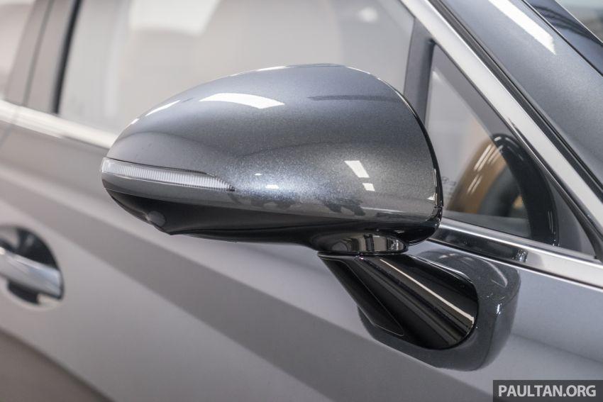 2020 Hyundai Sonata previewed in Malaysia – 2.5 MPI Image #1187315