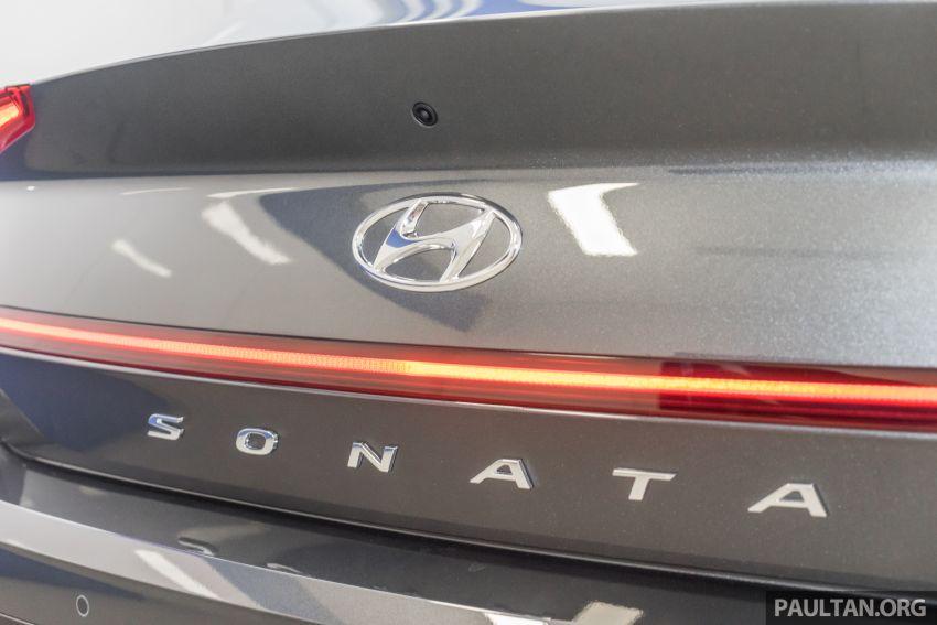 2020 Hyundai Sonata previewed in Malaysia – 2.5 MPI Image #1187321