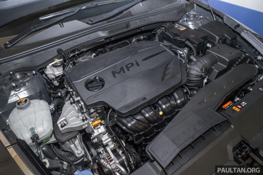 2020 Hyundai Sonata previewed in Malaysia – 2.5 MPI Image #1187324