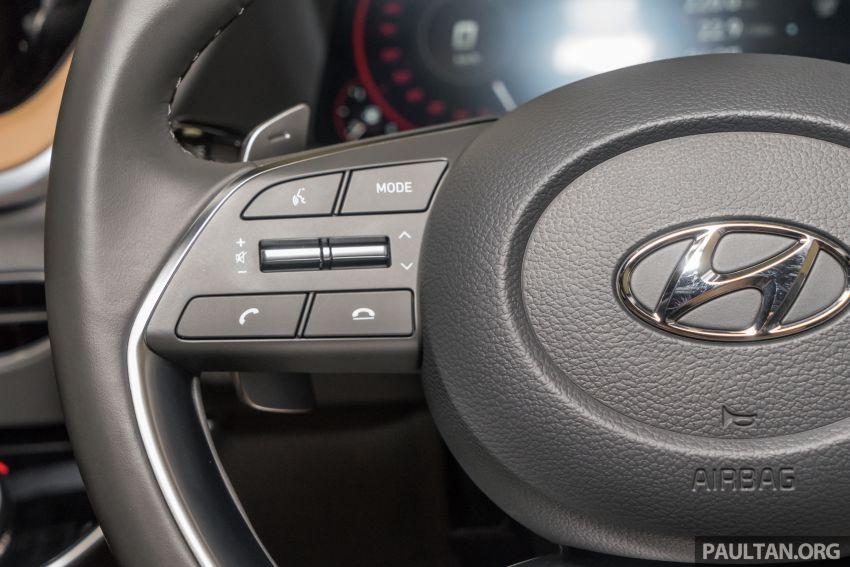 2020 Hyundai Sonata previewed in Malaysia – 2.5 MPI Image #1187332