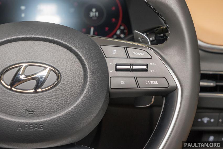 2020 Hyundai Sonata previewed in Malaysia – 2.5 MPI Image #1187333