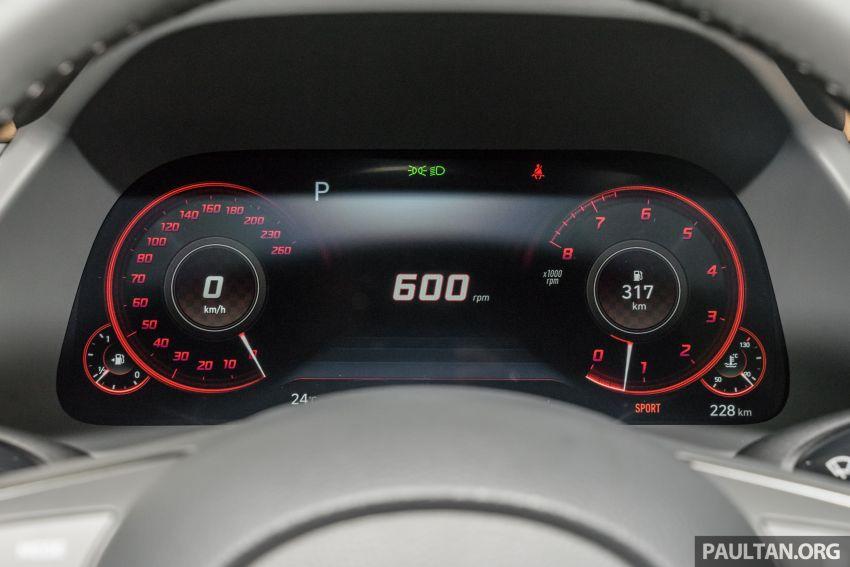 2020 Hyundai Sonata previewed in Malaysia – 2.5 MPI Image #1187334