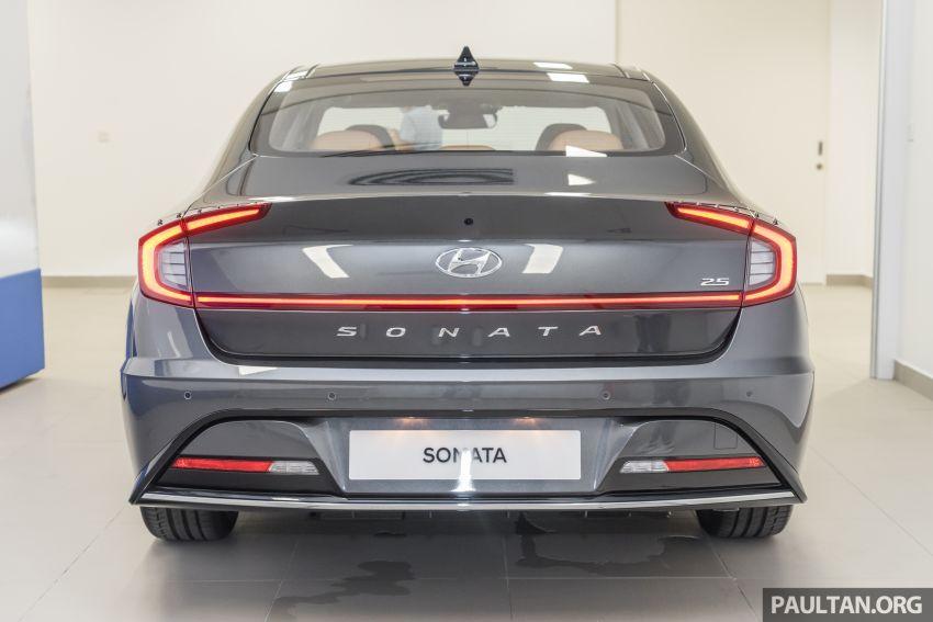 2020 Hyundai Sonata previewed in Malaysia – 2.5 MPI Image #1187305