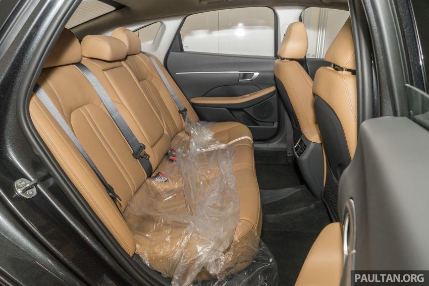 2020 Hyundai Sonata previewed in Malaysia – 2.5 MPI Image #1187348