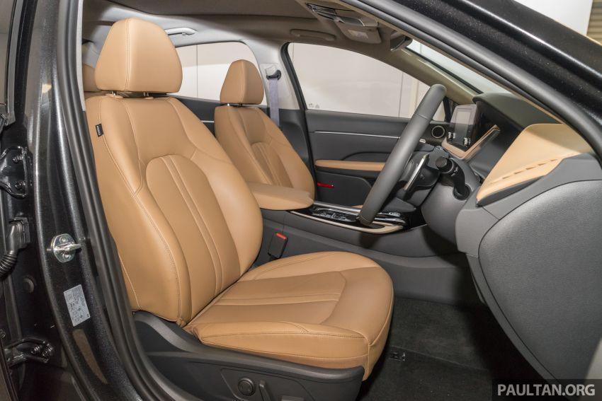 2020 Hyundai Sonata previewed in Malaysia – 2.5 MPI Image #1187349