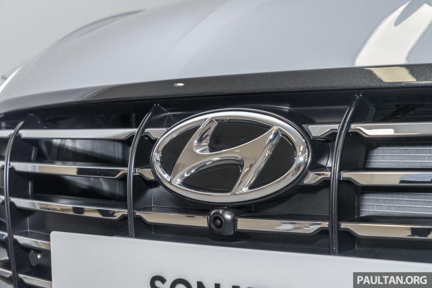 2020 Hyundai Sonata previewed in Malaysia – 2.5 MPI Image #1187309