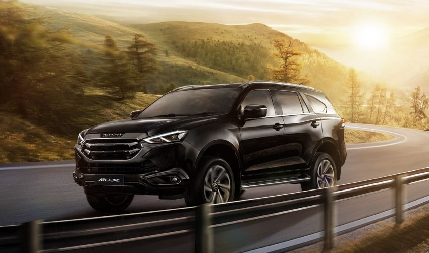2020 Isuzu MU-X debuts – seven-seat SUV launched in Thailand with 1.9L and 3.0L turbodiesel engines, AEB Image #1201091