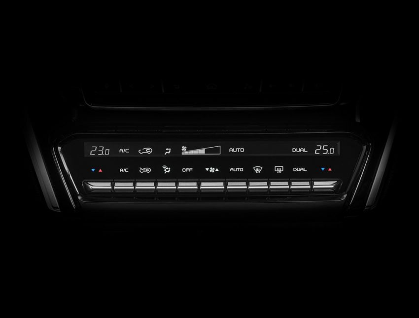 2020 Isuzu MU-X debuts – seven-seat SUV launched in Thailand with 1.9L and 3.0L turbodiesel engines, AEB Image #1201106