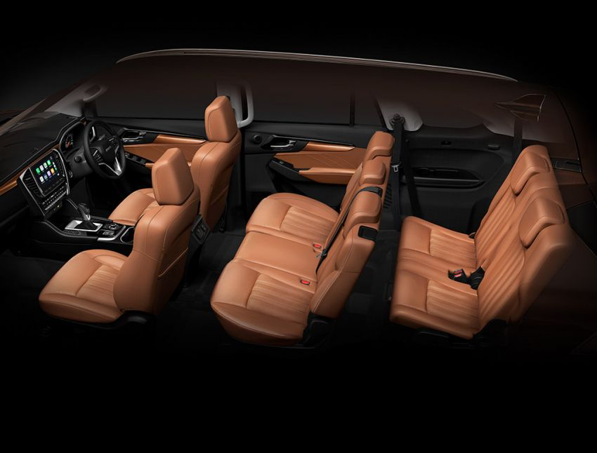 2020 Isuzu MU-X debuts – seven-seat SUV launched in Thailand with 1.9L and 3.0L turbodiesel engines, AEB Image #1201108