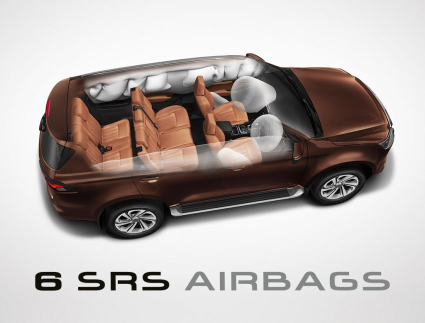 2020 Isuzu MU-X debuts – seven-seat SUV launched in Thailand with 1.9L and 3.0L turbodiesel engines, AEB Image #1201121
