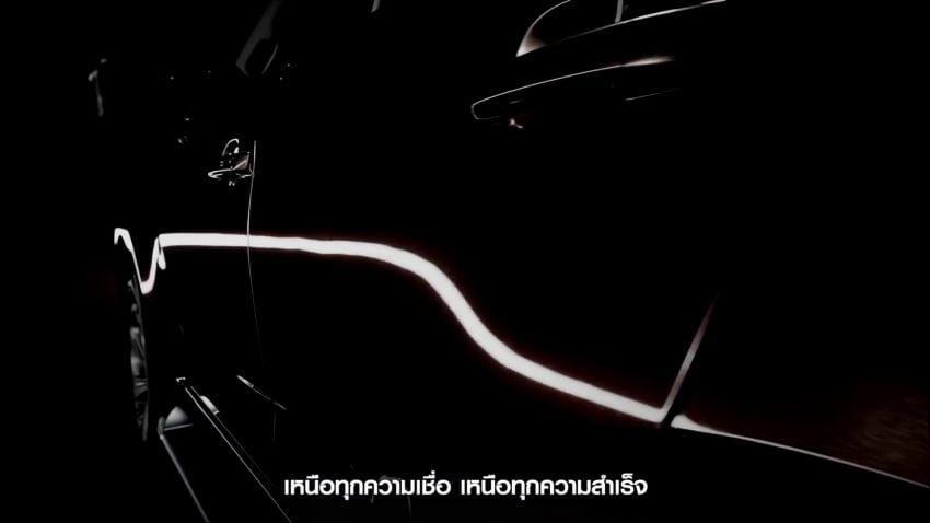 New Isuzu MU-X teased – debuts in Thailand on Oct 28 Image #1195223