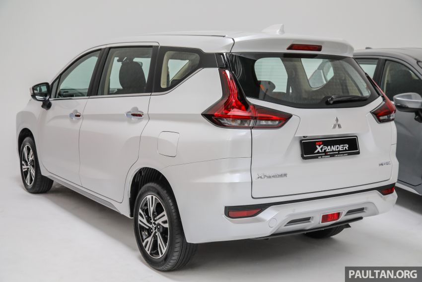 Mitsubishi Xpander open for booking – under RM100k, 9-inch touchscreen with Apple CarPlay, Android Auto Image #1196857
