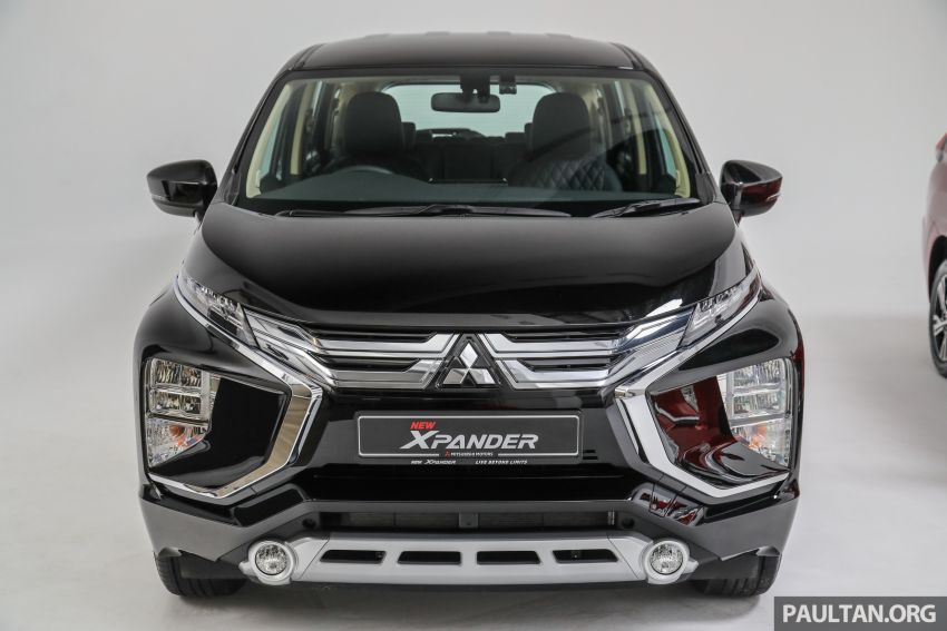 Mitsubishi Xpander open for booking – under RM100k, 9-inch touchscreen with Apple CarPlay, Android Auto Image #1196863