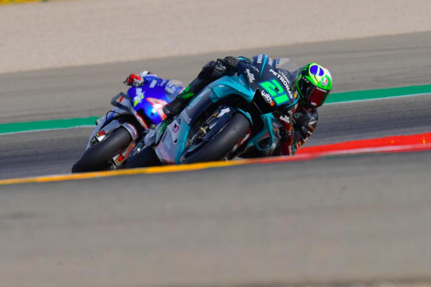 2020 MotoGP: Morbidelli masters Motorland – 2nd win Image #1198948