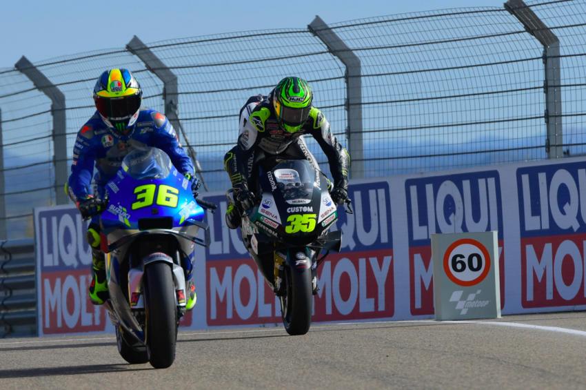 2020 MotoGP: Morbidelli masters Motorland – 2nd win Image #1198955