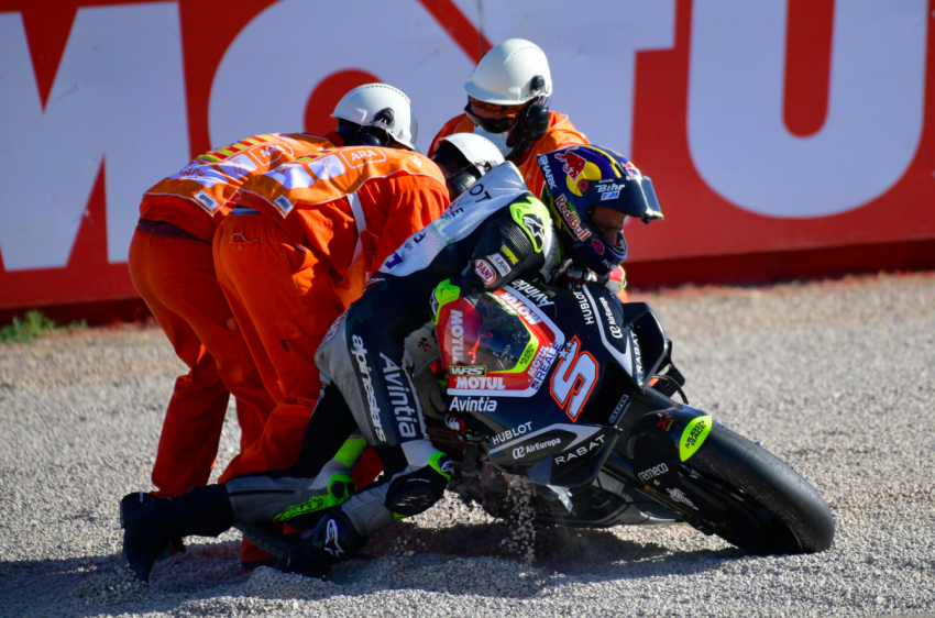 2020 MotoGP: Morbidelli masters Motorland – 2nd win Image #1198959