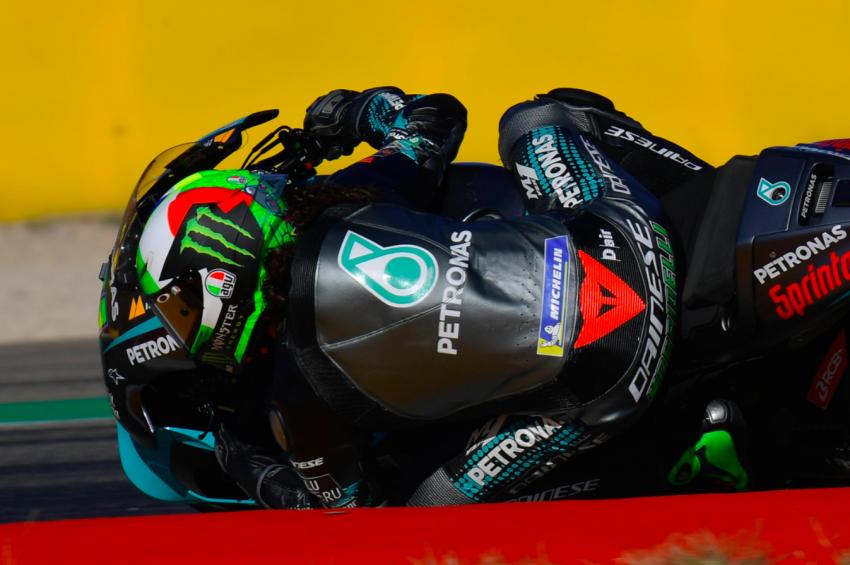 2020 MotoGP: Morbidelli masters Motorland – 2nd win Image #1198963