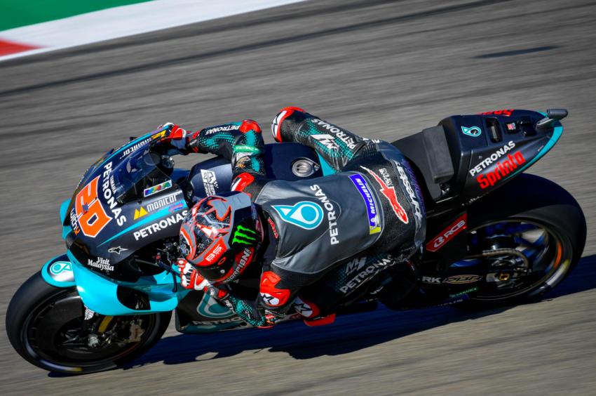 2020 MotoGP: Morbidelli masters Motorland – 2nd win Image #1198964