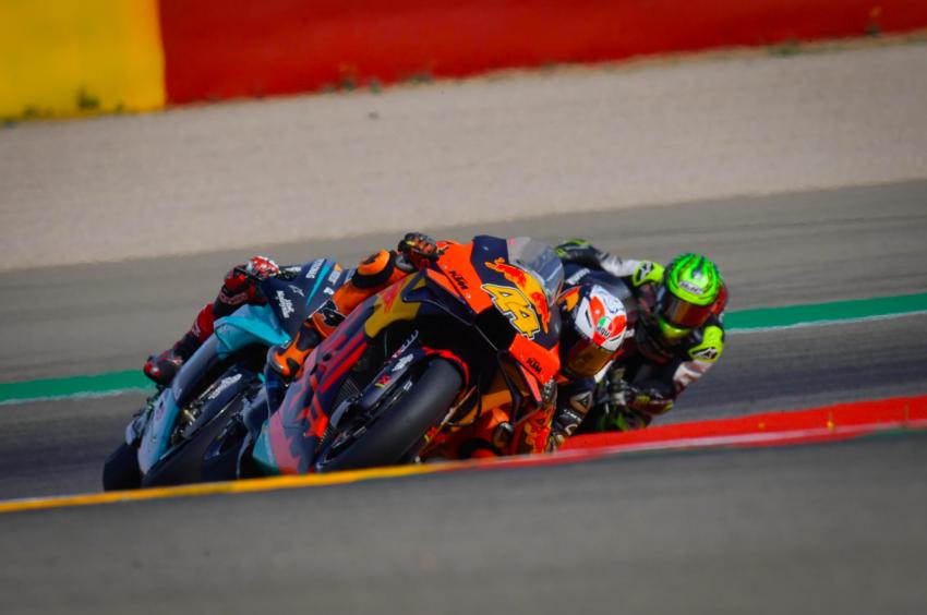 2020 MotoGP: Morbidelli masters Motorland – 2nd win Image #1198941