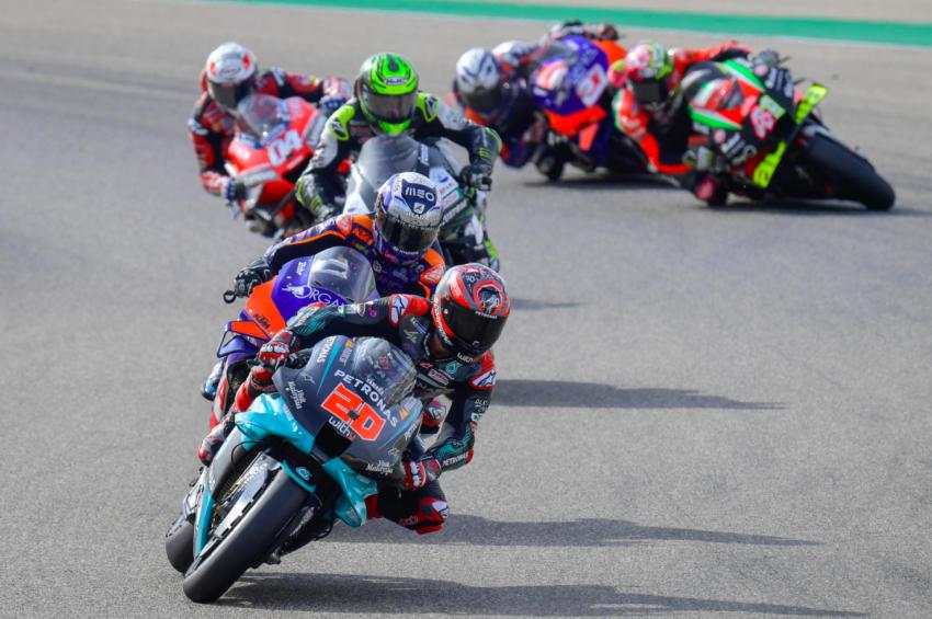 2020 MotoGP: Morbidelli masters Motorland – 2nd win Image #1198947