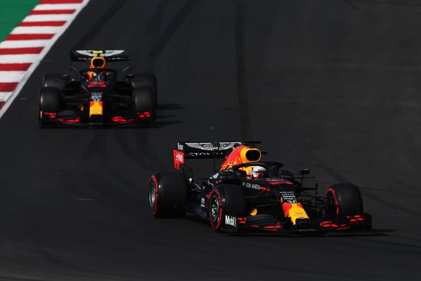 Red Bull Racing aiming to take over Honda's F1 engine programme – proposes development freeze post-2021 Image #1199234