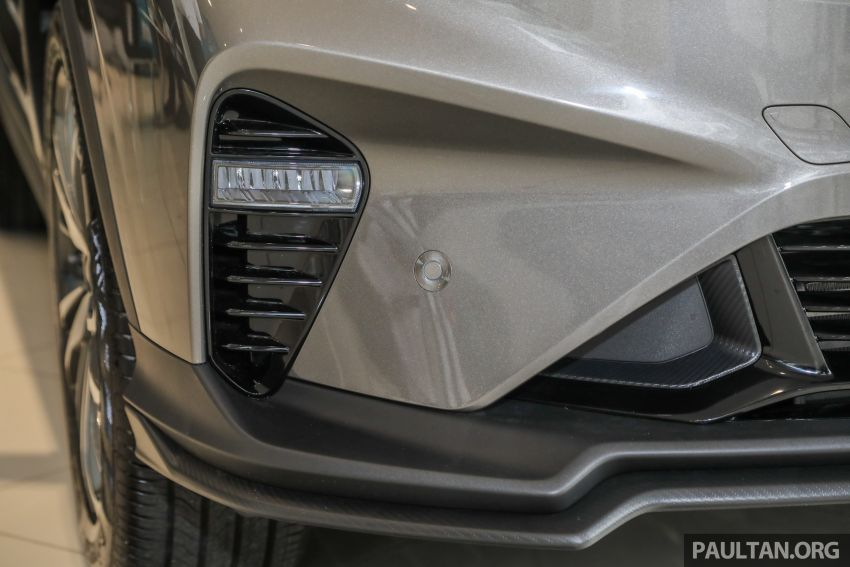 Proton X50 SUV launched – RM79,200 to RM103,300 Image #1200189