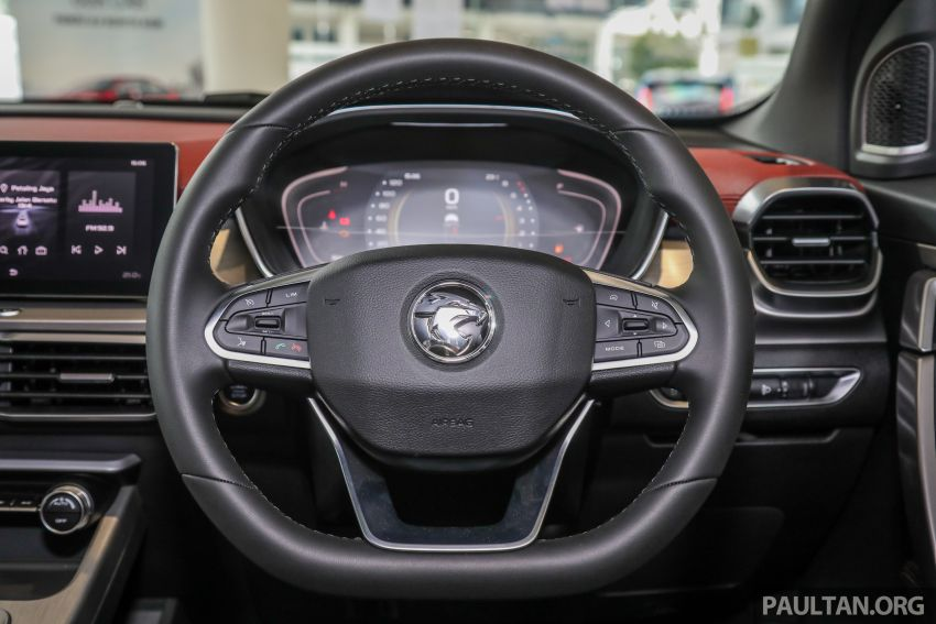 Proton X50 SUV launched – RM79,200 to RM103,300 Image #1200223