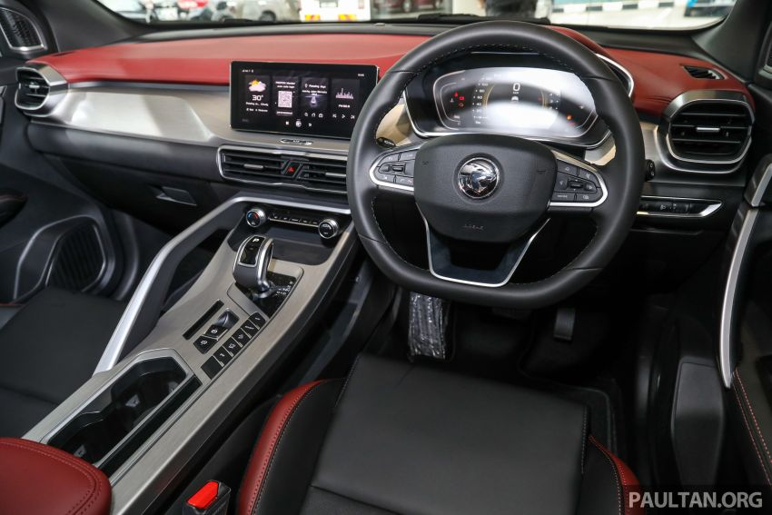 Proton X50 SUV launched – RM79,200 to RM103,300 Image #1200277