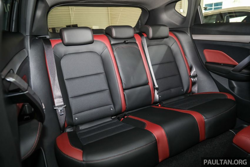 Proton X50 SUV launched – RM79,200 to RM103,300 Image #1200166