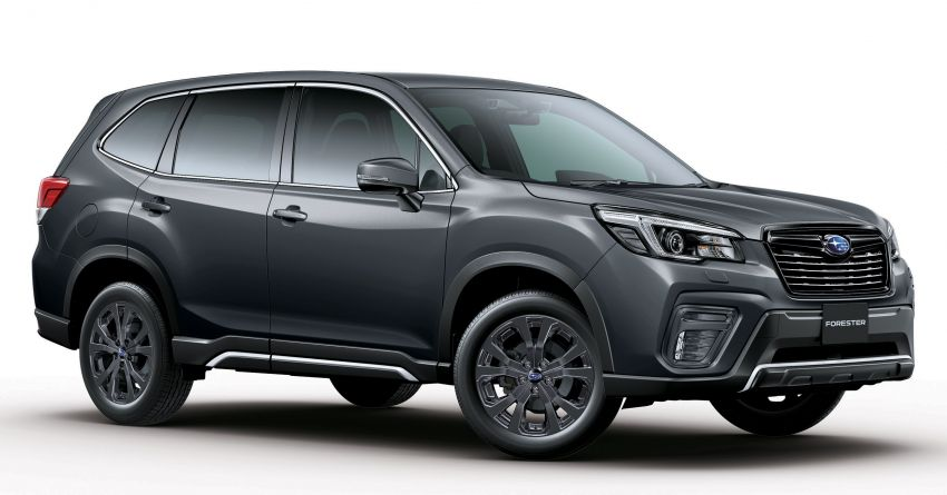 Subaru Forester gets turbo power in Japan – 1.8 litre unit with 177 PS, 300 Nm; Lineartronic CVT and AWD Image #1199130