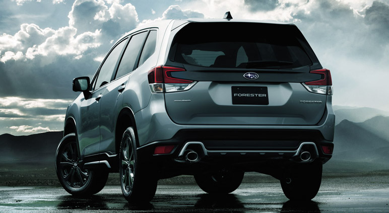 Subaru Forester gets turbo power in Japan – 1.8 litre unit with 177 PS, 300 Nm; Lineartronic CVT and AWD Image #1199114