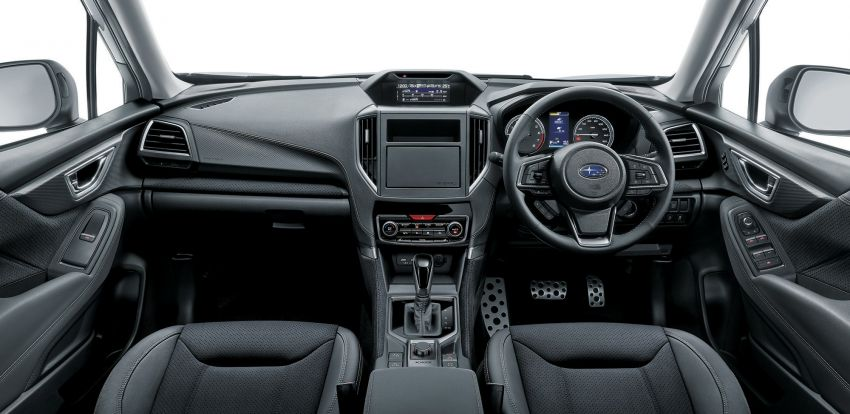 Subaru Forester gets turbo power in Japan – 1.8 litre unit with 177 PS, 300 Nm; Lineartronic CVT and AWD Image #1199120
