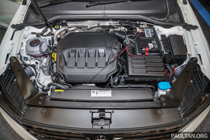 2020 Volkswagen Passat R-Line launched – RM204,433 Image #1192811