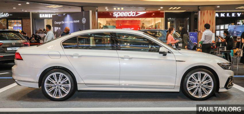 2020 Volkswagen Passat R-Line launched – RM204,433 Image #1192761